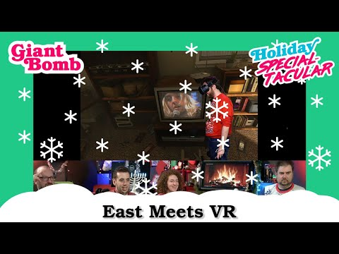 Holiday Specialtacular 2017: East Meets VR