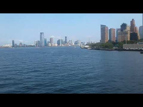 Riding the Staten Island Ferry *the quest for Captain Jack Sparrow!*
