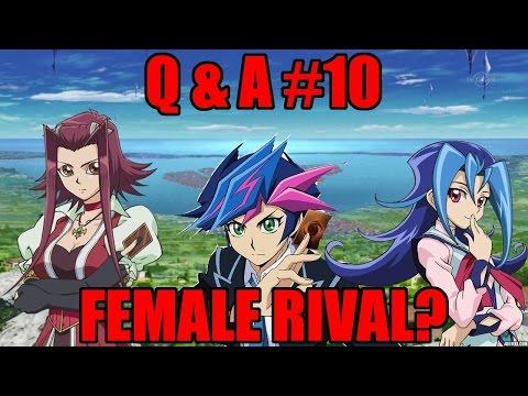 Yu-Gi-Oh: Female Rival in Yugioh 6? (Q&A #10)