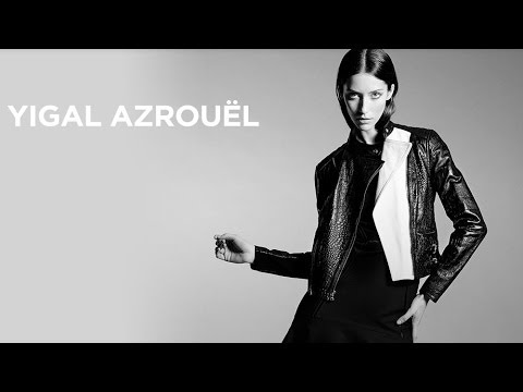 Yigal Azrouel Resort 2014 Collection featuring Alana Zimmer