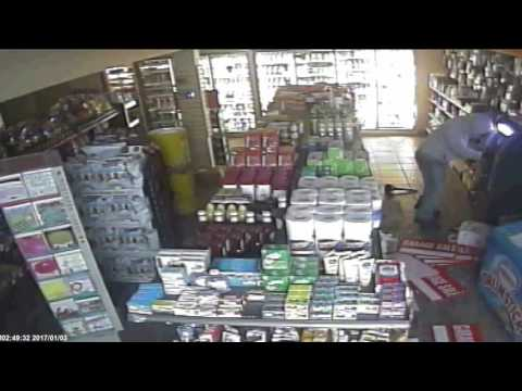 Mount Stewart Irving ATM theft