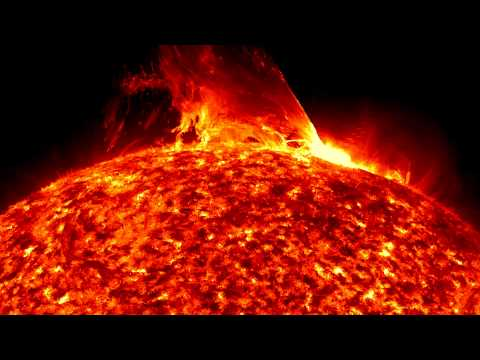 """BREATHTAKING VIEWS OF THE SUN! """"SDO: Year 5"""" - NASA Video"""