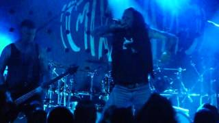 Malevolent Creation - Blood Of The Fallen (Live in Sofia/15-11-2015)