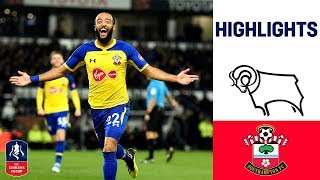 Derby 2-2 Southampton | Redmond Screamer Undone by Derby Comeback! | Emirates FA Cup 18/19