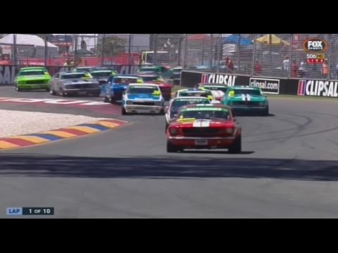 2015 Touring Car Masters - Adelaide - Race 2