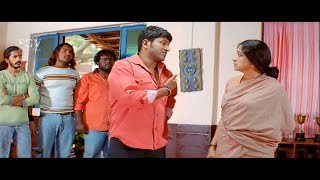 Mother Request Puneeth to Stop Rowdyism | Lakshmi | Puneeth Rajkumar | Vamshi Kannada Movie Scene