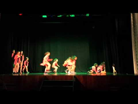 1 VIDEO  FESTIVAL PRIMAVERA  COVIDANCE VILLAVICIOSA 2015   2