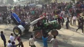 New Holland 3630 Super Vs Eicher 5660 Tractor Tochan...Must Watch!!!!