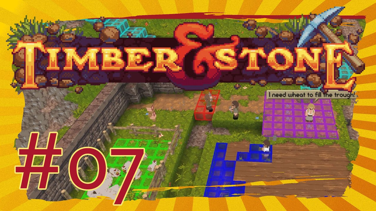 Timber Stone Early Access S1e07 Ein Handler
