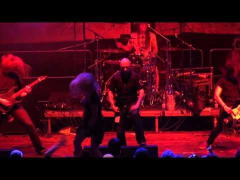 ABORTED Live At OEF 2013
