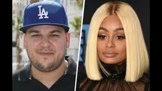 BLAC CHYNA'S LAWYERS REPORTEDLY CONSIDRRING LEGAL ACTION AGAINST ROB KARDASHIAN OVER LEAKED NUDES!