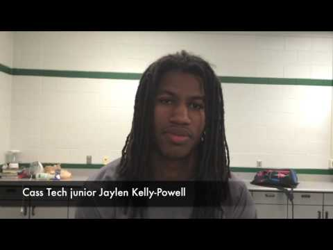 """Detroit Cass Tech track/football coach Tom Wilcher talks about his high school nickname """"Terrible To"""