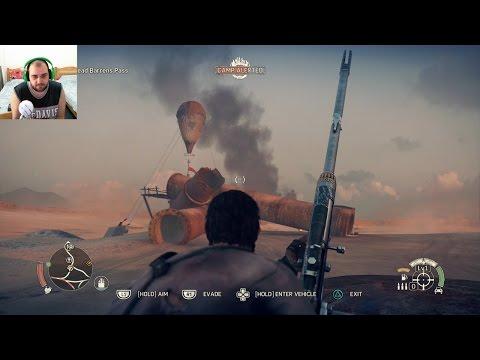 Mad Max - Lebanese Gamer اللاعب اللبناني - ماكس المجنون