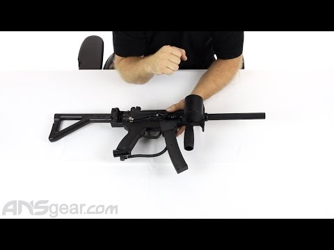 Lapco Tippmann Paintball Gun Upgrades - Review