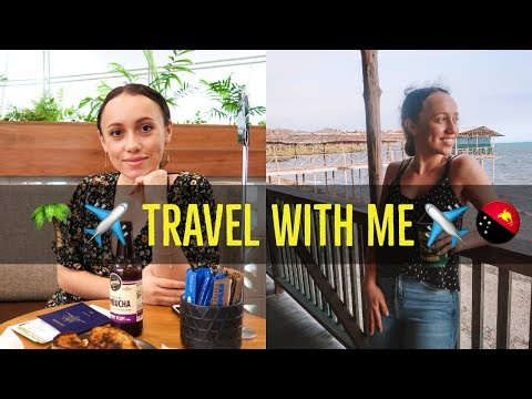 A WEEKEND IN PAPUA NEW GUINEA | Travel With Me