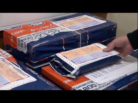 EMS почта России доставка, отправления EMS