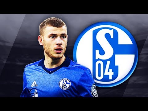 MAX MEYER - Sublime Skills, Passes, Goals & Assists - 2017/2018 (HD)