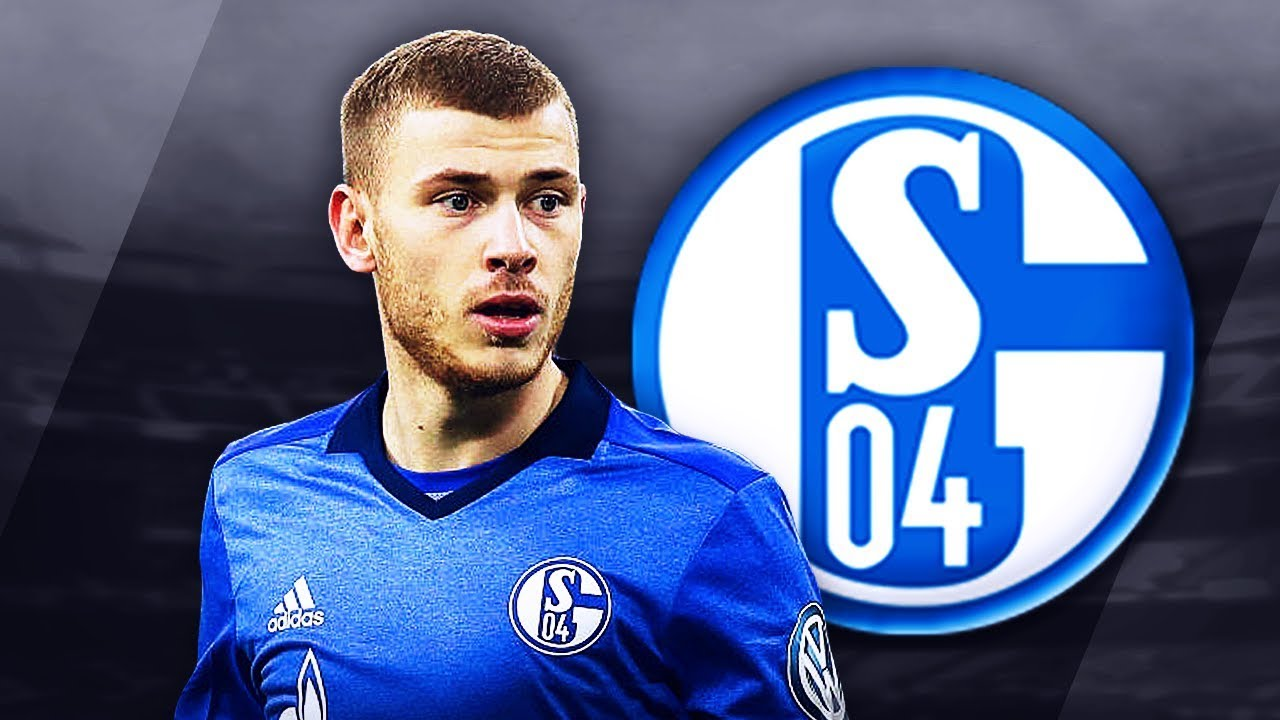 Max Meyer Sublime Skills Passes Goals Assists 2017 2018 Hd Youtube