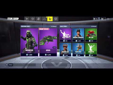 Fortnite Item Shop August 4th 2018! NEW Item Shop August 4th! Daily Item Shop