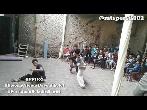 Beladiri Praktis Self Defense (PBS) HIPA MTS Persis 102 Bojong Citepus Dayeuhkolot