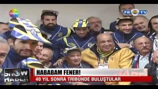 Habam Sınıfı Fenerbahçe Stadında