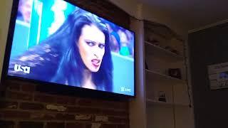 Rey Mysterio vs Andrade cien Alma's best match of 2019