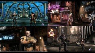 Игрофильм Injustice׃ Gods Among Us (русская озвучка и самые эффектные моменты геймплея) смотреть онлайн в хорошем качестве бесплатно - VIDEOOO