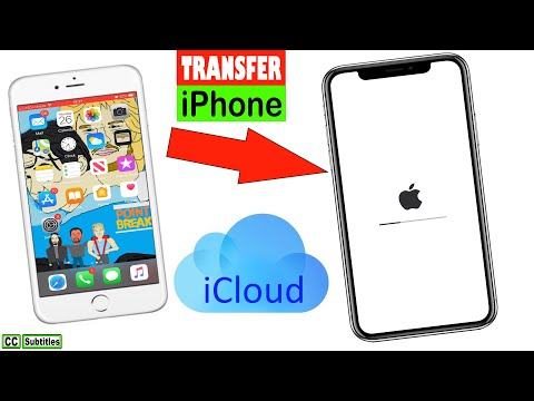 How To Transfer Everything From Old IPhone To New IPhone Using ICloud