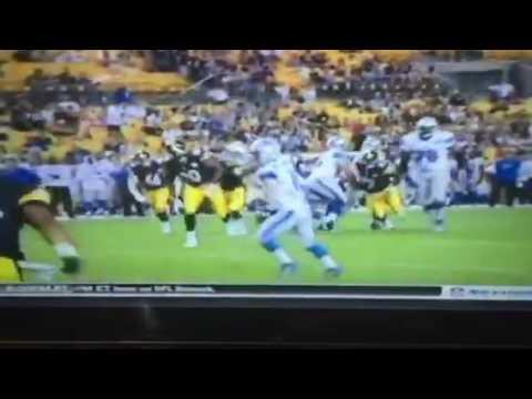Jace Billingsley's First NFL Touchdown