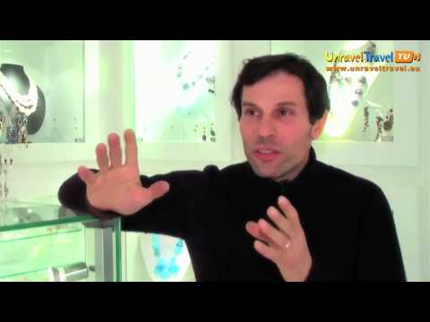 Gemstones Jewellery by Alberto Garbelli, Cannes, France - Unravel Travel TV