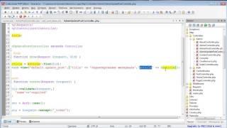 Урок #31 Laravel 5.2 [ авторизация пользователей, Gate, настройка прав пользователя ]