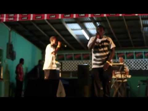 X-zibit Band, Official  Band Clash Video,  2013