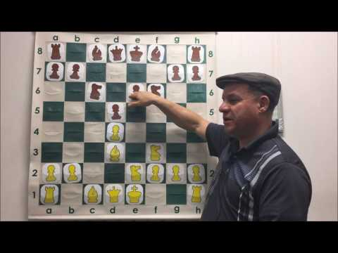 USCF Life Senior Master Mick Analyzes French Defense Tarrasch Variation
