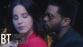 Скачать Lana Del Rey Lust For Life Ft The Weeknd Lyrics Español Video Official