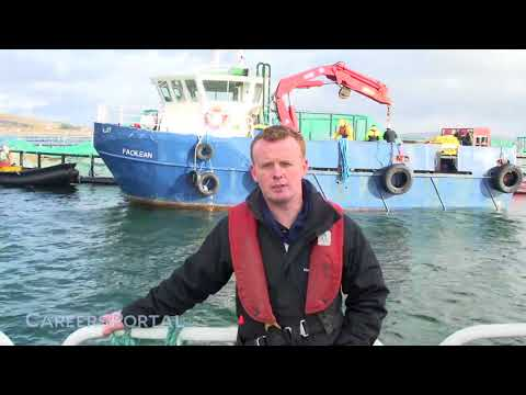 Hugh Heraghty  - Fish Farm Manager