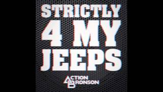 Action Bronson - Strictly 4 The Jeeps (prod. Harry Fraud) (HQ Audio) NEW 2013
