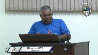 38ª S. Ordinária - Mineiro