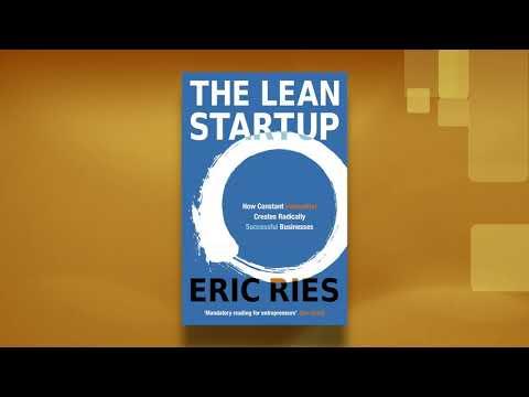 Lean Startup YouTube Hörbuch Trailer auf Deutsch