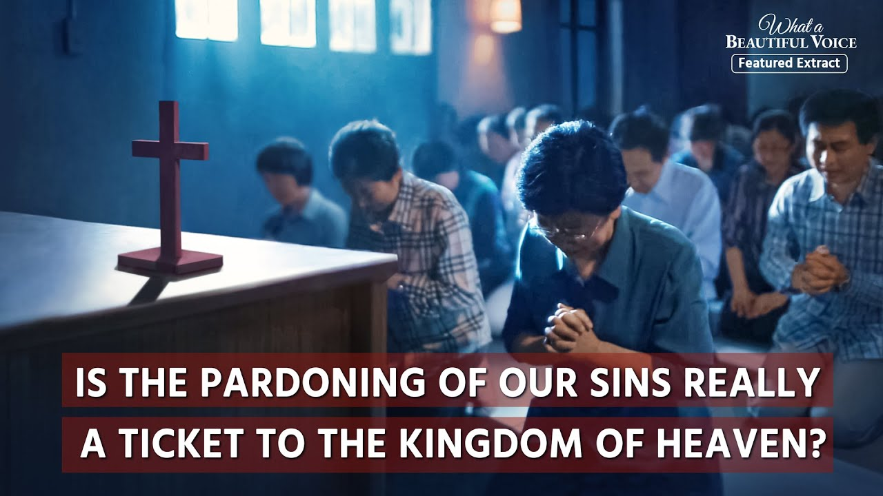 """Gospel Movie Extract 4 From """"What a Beautiful Voice"""": Is the Pardoning of Our Sins Really a Ticket to the Kingdom of Heaven?"""
