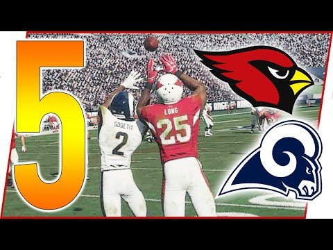 A GAME TO REMEMBER! TEAM JUICE VS TEAM MAV! - Madden 18 Sub Dynasty Ep.7 (Week 5)