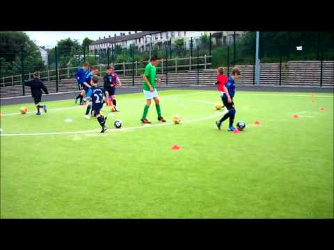 Premier League Academy Coaching Clinic, Part 2