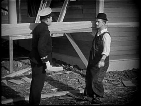 "Stan Laurel & Edgar Kennedy, ""The Finishing Touch"" (1928)"