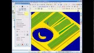 Mastercam Video Tutorial (sample) основа mastercam