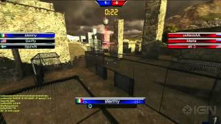 ShootMania Storm Gameplay Demo - E3 2012