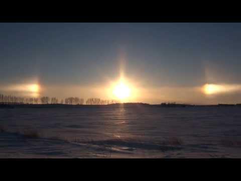 Prairie Life: Sun Dog