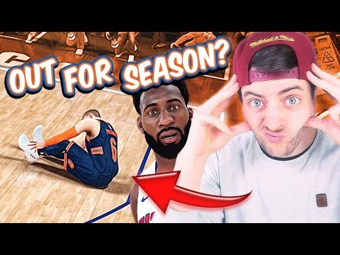 BIGGEST DISASTER EVER TO #1 FRANCHISE PLAYER! THE WRONG TRADE? - NBA 2K18 Knicks MyGM #2