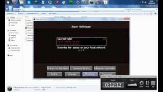 Como Criar Server De Minecraft 1.5.2 Sem Hamachi