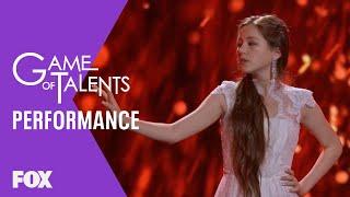 Performance: Opera Singer | Season 1 Ep. 3 | GAME OF TALENTS