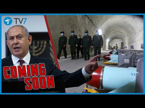 Coming Soon… Iran's Nuclear Ambitions - Between War \u0026 Diplomacy – Jerusalem Studio 578 Trailer
