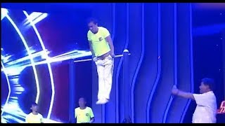 Stunt: high bar masters   CCTV English
